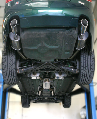 Exhaust upgrades